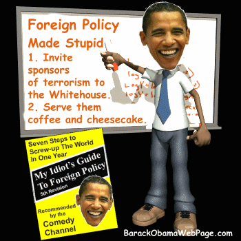 obama foreign policy